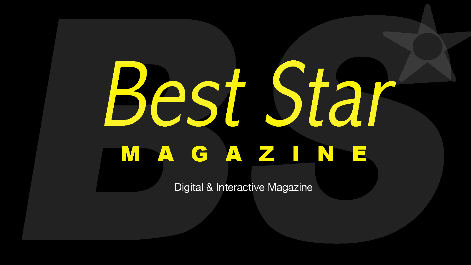 BEST STAR digital zine